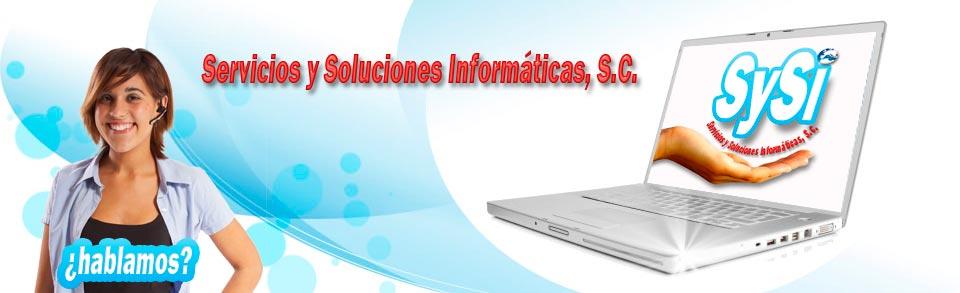 Servicios y Soluciones Informáticas